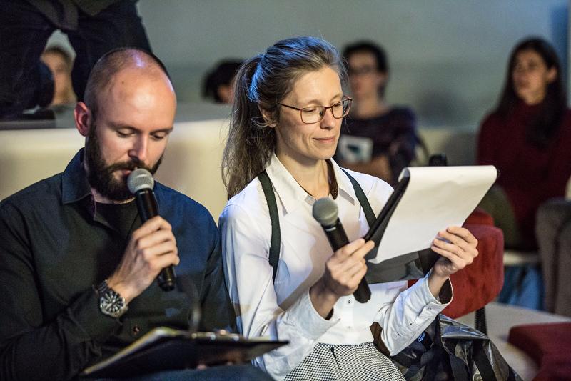 Paweł Majewski, Agnieszka Wolny-Hamkało