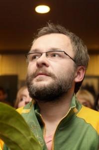 Ignacy Karpowicz Foto Grzegorz Dąbrowski/GW