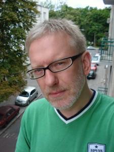 Mariusz Szczygieł. Foto copyright: strona autora