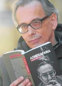 Xabier Montoia Foto: Ruben Plaza