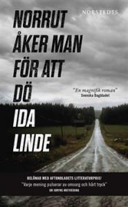 """Okładka powieści Idy Linde """"Na północ jedzie się, żeby umrzeć"""""""