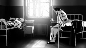 """kadr z filmu """"Alois Nebel"""" © Negativ"""