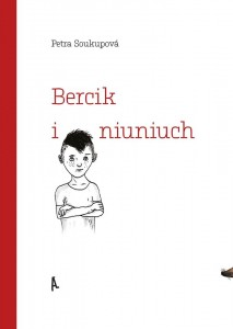 Okładka najnowszej książki Petry Soukupovej (Wyd. Afera)