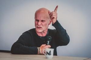 Jacek Hugo-Bader fot. K. Zatycki