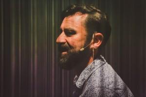 Paul McVeigh Fot. Krzysztof Zatycki