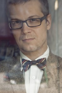Jacek Dehnel Fot. Cezary Rucki
