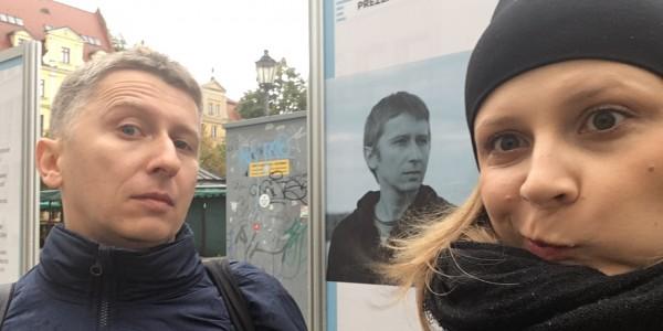 Adam Kaczanowski, Ola Kaczanowska Fot. archiwum prywatne
