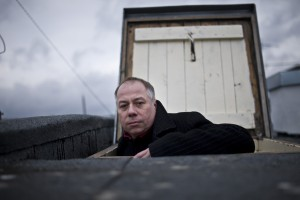 Krzysztof Varga Fot. Krzysztof Dubiel dla Instytutu Książki
