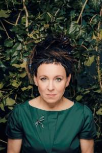Olga Tokarczuk Fot. Łukasz Giza