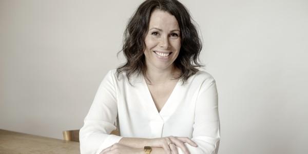 Gunnhild Øyehaug Fot. Helge Skodvin