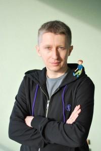 Adam Kaczanowski Fot. Ola Kaczanowska